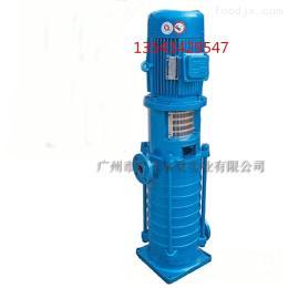 65D;30-15*2供應DL型立式多級離心泵/冷熱循環泵