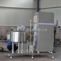 150公斤牛奶巴氏灭菌机150型鲜奶吧牛奶杀菌机