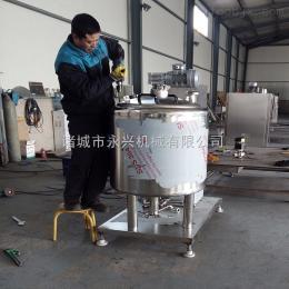 500型新疆牛奶巴士杀菌罐国家精品推荐品牌