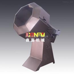 XF-60八角调味桶 八角上粉筒 多功能不锈钢八角拌料机