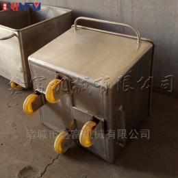 供應食品機械 不銹鋼料斗車 質優價廉