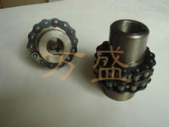 GL泊头万盛GL滚子链联轴器生产加工