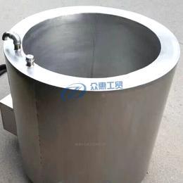 600型多功能不銹鋼豬頭拔毛松香鍋干凈衛生