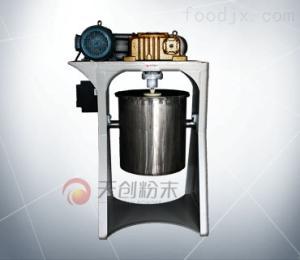 JM-200上海搅拌立式球磨机 湿式研磨搅拌机 200L节能变频天创搅伴球磨机