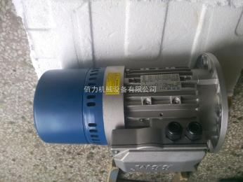 0.37KW原裝意大利BBM剎車電機