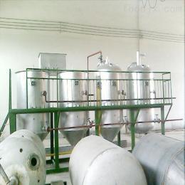 棉籽油精煉生產線 去除棉酚制取一級油