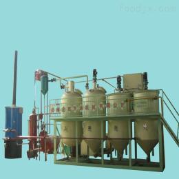 米糠油精煉生產線