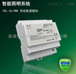 RSL-30/PWR温州厂家直销RSL-30/PWR导轨式智能照明系统电源 智能照明控制模块