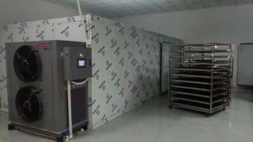 专业定制 腊肉烘干机 环保热风循环箱