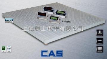 CAS上海1噸電子平臺秤制造商