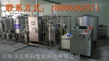 100巴氏牛奶加工设备