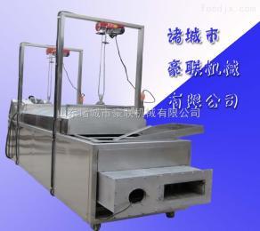 HLZX-3000方便面油炸線