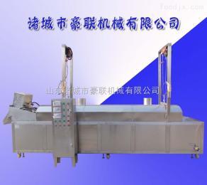 HLJX-5000豆腐油炸流水線