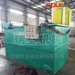 WLJ-2食品厂工业废水处理气浮设备