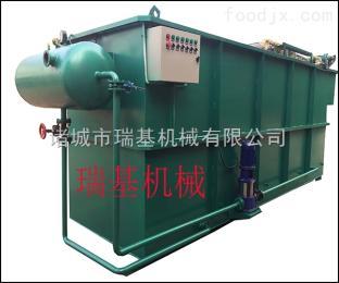 GFRJ-5水果蔬菜罐头加工废水处理 气浮设备