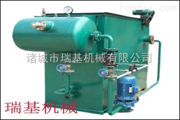 RQFJ-30溶气气浮机 屠宰场污水处理设备 瑞基专业生产厂家