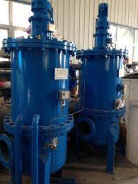 多筒式水过滤设备高精自清洗过滤器厂家