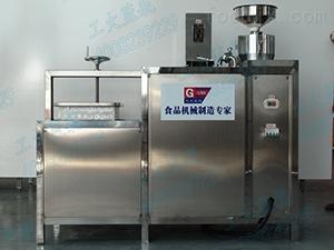 GL-DF100果蔬彩色豆腐机  家用豆浆豆腐机