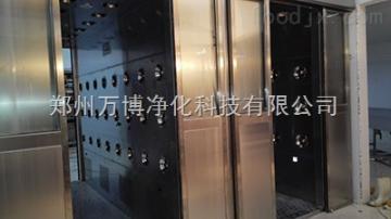 自动移门货淋室郑州自动移门货淋室 净化风淋室 风淋房设备
