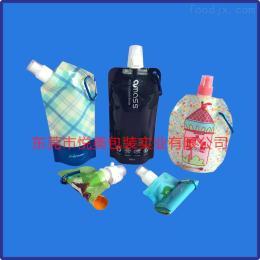 ym680051吸嘴袋厂家 可折叠各类吸嘴袋定制 CPP镀铝袋