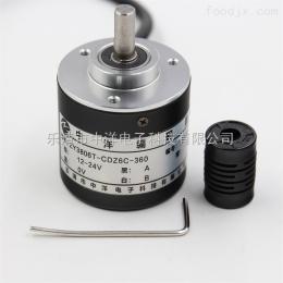 zy3806t生产厂家替代光洋光电旋转编码器TRD-2T1000BF