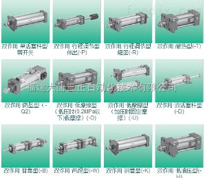 日本喜開理氣缸維修包SCS-N-140K