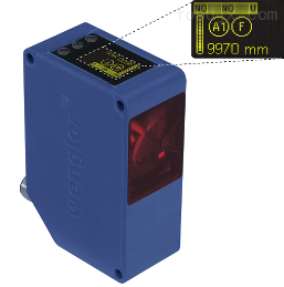 Y1TA100MHV80威格勒Y1TA100MHV80激光测距传感器可消除的温度偏差