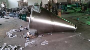 ZHJ6000/DSH-6生產直銷6立方染料錐形拼混機,雙螺旋混合機