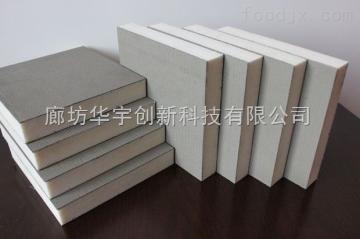 HGHY专业生产外墙防火聚氨酯复合板 新型聚氨酯水泥复合板 品质保障