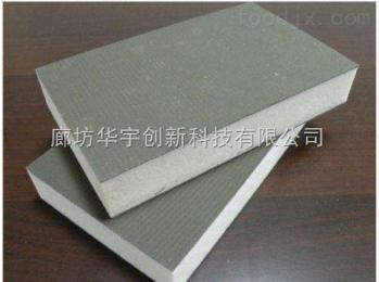 HGHY聚氨酯外墙保温板 防火聚氨酯保温板