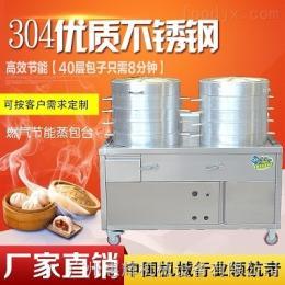 HH-129早餐点专用蒸包炉