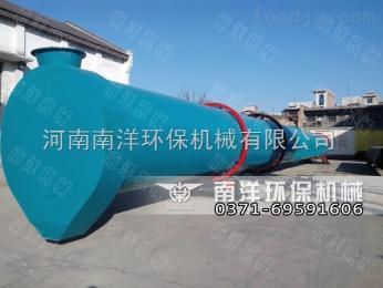 蘭炭耐燒環保受青睞蘭炭烘干機助推行業發展