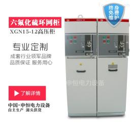 hxgn15-12厂家供应hxgn15-12高压固定式金属环网柜质保一年售后无忧