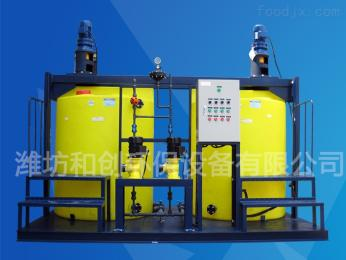 河北PAC加药装置设备厂家电话HCJY-1000