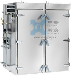 XYZX-260大型通道式蒸汽蒸箱、翔鹰中央厨房设备