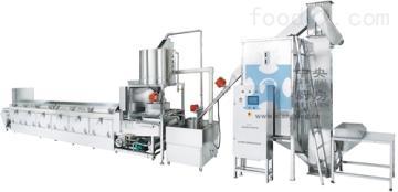 XYCF-1000Z蒸汽型米饭全自动生产线、翔鹰中央厨房设备