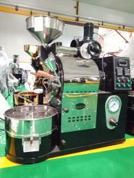 广州必德利2kg燃气咖啡烘焙机 烘豆机