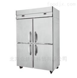 北京立式风冷双温冷柜|餐厅冷藏冷冻保鲜柜