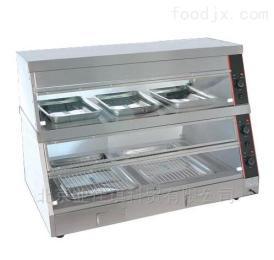 北京速冻食品展示柜|北京中式快餐保温柜
