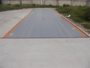 电子地磅上海全市电子汽车衡维修翻新