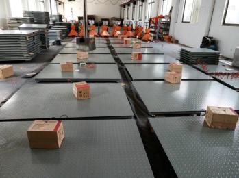 douli-SCS1吨加宽型电子地磅生产厂家
