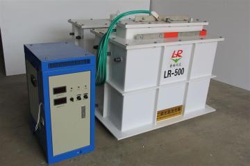 LR承德飲用水消毒設備 計量泵手動調節輸出頻率