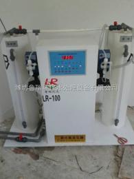 LR包頭飲用水消毒設備  不允許同一管路的兩臺泵同時運行