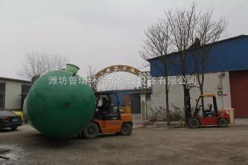 AO-工艺德阳地埋一体化污水处理设备A0+MBR膜消毒工艺
