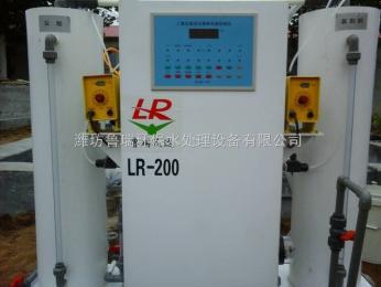 LR榆次飲用水消毒設備   檢查計量泵的相關閥門開啟是否正確