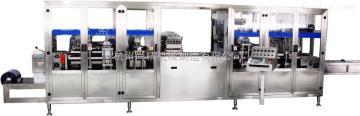 SKB-L(DXR)系列塑杯成形灌裝封切機