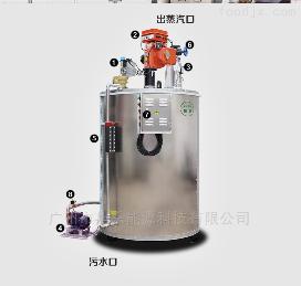 500kg广东蒸汽发生器厂家燃油蒸汽锅炉