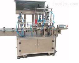 YJ-GXYT灌装机真空旋盖机一体机 辣椒酱灌装机 武汉用玖机械厂出品