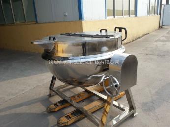 生产电蒸汽夹层锅/可倾电加热夹层锅/电搅拌夹层锅