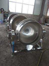 手动立式搅拌夹层锅设备